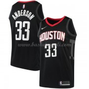 Maglie NBA Houston Rockets 2018 Canotte Ryan Anderson 33# Statement Edition..