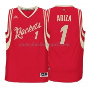 Magliette Basket Houston Rockets 2015 Trevor Ariza 1# NBA Natale Swingman..