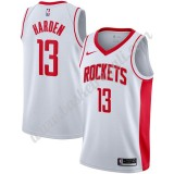 Maglie NBA Houston Rockets 2019-20 James Harden 13# Bianca Association Edition Canotte Swingman