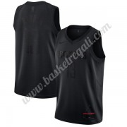 Maglie NBA Houston Rockets James Harden 13# Nero MVP Canotte Swingman..
