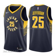 Canotte Basket Bambino Indiana Pacers 2018 Al Jefferson 25# Icon Edition..