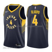 Canotte Basket Bambino Indiana Pacers 2018 Victor Oladipo 4# Icon Edition..