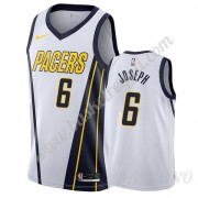 Canotte Basket Bambino Indiana Pacers 2019-20 Cory Joseph 6# Bianca Earned Edition Swingman..