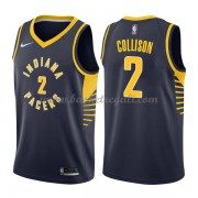 Maglie NBA Indiana Pacers 2018 Canotte Darren Collison 2# Icon Edition..
