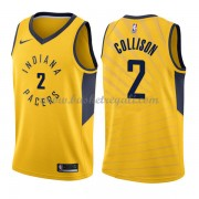 Maglie NBA Indiana Pacers 2018 Canotte Darren Collison 2# Statement Edition..