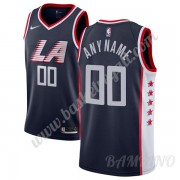 Canotte Basket Bambino Los Angeles Clippers 2019-20 Marina Militare City Edition Swingman..