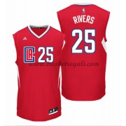 Maglie NBA Austin Rivers 25# Road 2015-16 Canotte Los Angeles Clippers..
