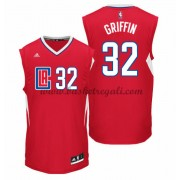Maglie Basket NBA Los Angeles Clippers Uomo 2015-16 Blake Griffin 32# Road Swingman..