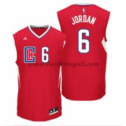 Maglie NBA Deandre Jordan 6# Road 2015-16 Canotte Los Angeles Clippers..