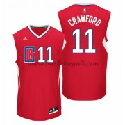 Maglie NBA Jamal Crawford 11# Road 2015-16 Canotte Los Angeles Clippers..