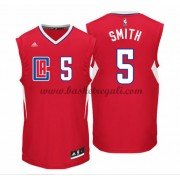Maglie NBA Josh Smith 5# Road 2015-16 Canotte Los Angeles Clippers..