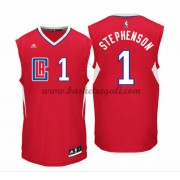 Maglie NBA Lance Stephenson 1# Road 2015-16 Canotte Los Angeles Clippers..