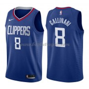 Maglie NBA Los Angeles Clippers 2018 Canotte Danilo Gallinari 8# Icon Edition..