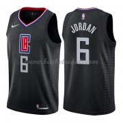 Maglie NBA Los Angeles Clippers 2018 Canotte Deandre Jordan 6# Statement Edition..