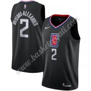 Maglie NBA Los Angeles Clippers 2019-20 Shai Gilgeous-Alexander 2# Statement Edition Canotte Swingma..