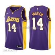 Canotte Basket Bambino Los Angeles Lakers 2018 Brandon Ingram 14# Statement Edition..