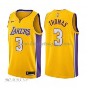 Canotte Basket Bambino Los Angeles Lakers 2018 Isaiah Thomas 3# Icon Edition..