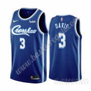 Canotte Basket Bambino Los Angeles Lakers 2019-20 Anthony Davis 3# Blu Classics Edition Swingman..