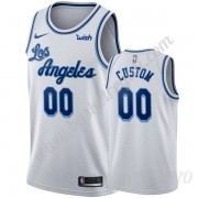 Canotte Basket Bambino Los Angeles Lakers 2019-20 Bianca Classics Edition Swingman..