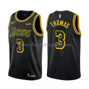Maglie NBA Los Angeles Lakers 2018 Canotte Isaiah Thomas 3# City Edition..
