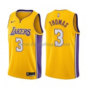 Maglie NBA Los Angeles Lakers 2018 Canotte Isaiah Thomas 3# Icon Edition..