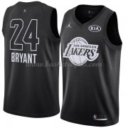 Divise Basket Los Angeles Lakers s Kobe Bryant 24# Nero 2018 All Star Game..