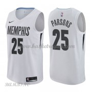 Canotte Basket Bambino Memphis Grizzlies 2018 Chandler Parsons 25# City Edition..