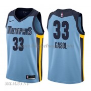 Canotte Basket Bambino Memphis Grizzlies 2018 Marc Gasol 33# Statement Edition..