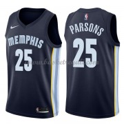 Maglie NBA Memphis Grizzlies 2018 Canotte Chandler Parsons 25# Icon Edition..