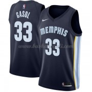Maglie NBA Memphis Grizzlies 2018 Canotte Marc Gasol 33# Icon Edition..