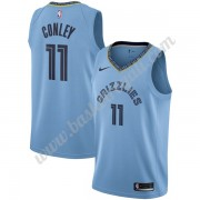 Maglie NBA Memphis Grizzlies 2019-20 Mike Conley 11# Azzurro Statement Edition Canotte Swingman..