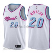 Canotte Basket Bambino Miami Heat 2018 Justise Winslow 20# City Edition