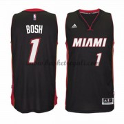 Maglie NBA Chris Bosh 1# Road 2015-16 Canotte Miami Heat..