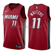 Maglie NBA Miami Heat 2018 Canotte Dion Waiters 11# Statement Edition..