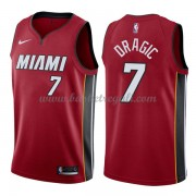 Maglie NBA Miami Heat 2018 Canotte Goran Dragic 7# Statement Edition..