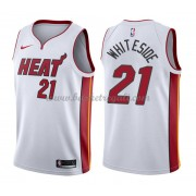 Maglie NBA Miami Heat 2018 Canotte Hassan Whiteside 21# Association Edition..