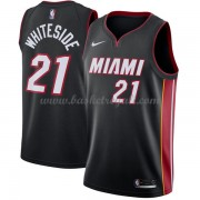 Maglie NBA Miami Heat 2018 Canotte Hassan Whiteside 21# Icon Edition..