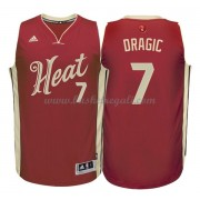 Magliette Basket Miami Heat 2015 Goran Dragic 7# NBA Natale Swingman..