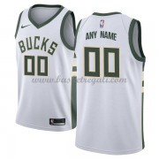Maglie NBA Milwaukee Bucks 2018 Canotte Association Edition..