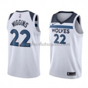 Maglie NBA Minnesota Timberwolves 2018 Canotte Andrew Wiggins 22# Association Edition..