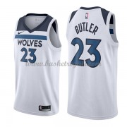 Maglie NBA Minnesota Timberwolves 2018 Canotte Jimmy Butler 23# Association Edition..