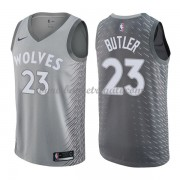 Maglie NBA Minnesota Timberwolves 2018 Canotte Jimmy Butler 23# City Edition..