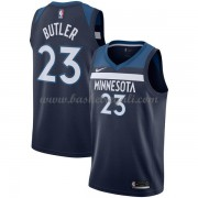 Maglie NBA Minnesota Timberwolves 2018 Canotte Jimmy Butler 23# Icon Edition..