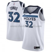 Maglie NBA Minnesota Timberwolves 2018 Canotte Karl Anthony Towns 32# Association Edition..
