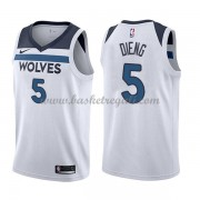 Maglie NBA Minnesota Timberwolves 2018 Canotte Karl Gorgui Dieng 5# Association Edition..