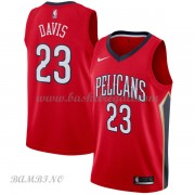 Canotte Basket Bambino New Orleans Pelicans 2018 Anthony Davis 23# Statement Edition..