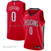 Canotte Basket Bambino New Orleans Pelicans 2018 DeMarcus Cousins 0# Statement Edition..