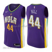 Canotte Basket Bambino New Orleans Pelicans 2018 Solomon Hill 44# City Edition..