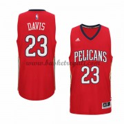 Maglie NBA Anthony Davis 23# Alternate 2015-16 Canotte New Orleans Pelicans..