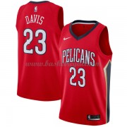 Maglie NBA New Orleans Pelicans 2018 Canotte Anthony Davis 23# Statement Edition..